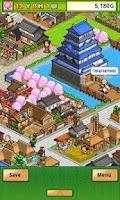 Screenshot of Oh!Edo Towns
