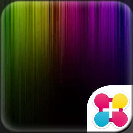 Linear Spectrum Wallpaper Icon