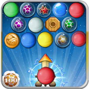 Bubble Game : Egg Shooter for PC and MAC