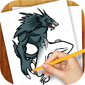 Game Learn to Draw Fairy Monsters APK for Kindle