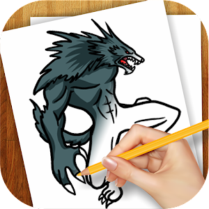 Game Learn to Draw Fairy Monsters APK for Windows Phone