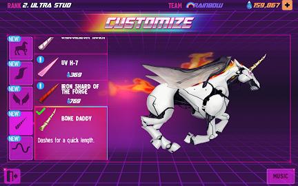 Robot Unicorn Attack 2 Screenshot 6