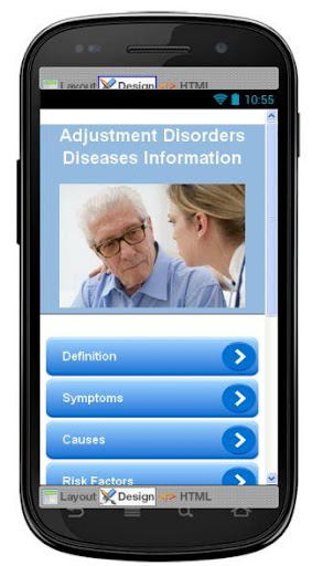Adjustment Disorders Disease