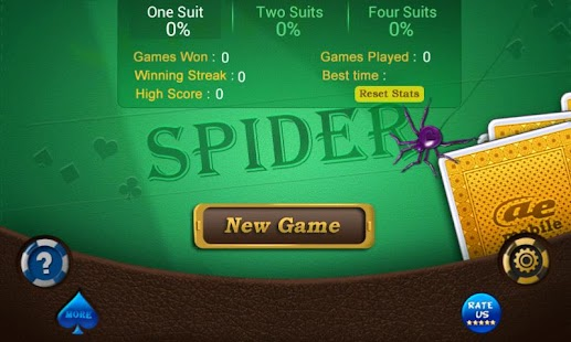 蜘蛛紙牌小遊戲,free spider solitaire,蜘蛛紙牌在線玩,2144小遊戲