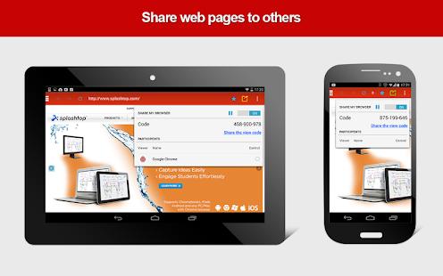 Splashtop Co Browser