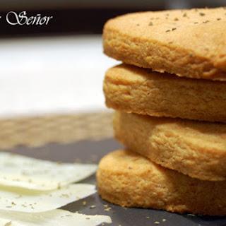 Parmesan Cheese Cookies.