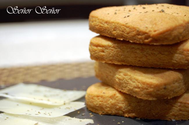 Parmesan Cheese Cookies Recipe