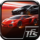 Car Racing-Thirst For Speed 3D