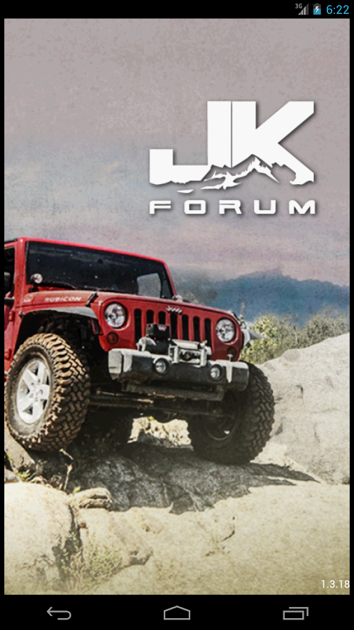 JK-Forum Jeep Wrangler Resourc - screenshot