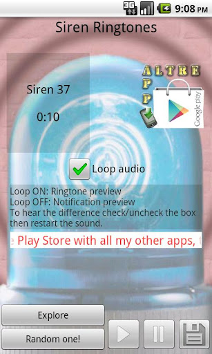 Siren Ringtones 50+ All Free