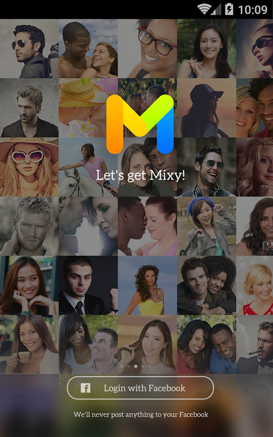 Mixy - Interracial Dating App- screenshot