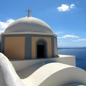 Travel To Santorini
