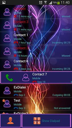 Colorful Dialer Theme 1.9.5 screenshot 1166889
