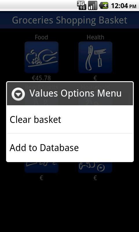 CashTracker- screenshot