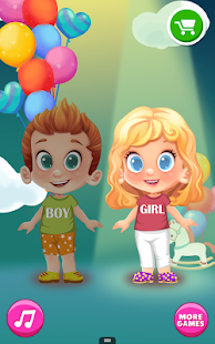 Kids Salon - Kids Games