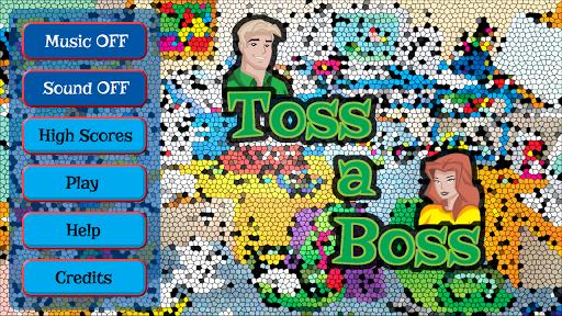Toss a Boss