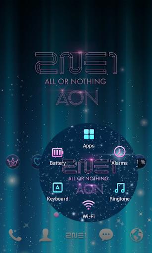 無料个人化Appの2NE1 월드투어 AON 도돌 런처 테마|HotApp4Game