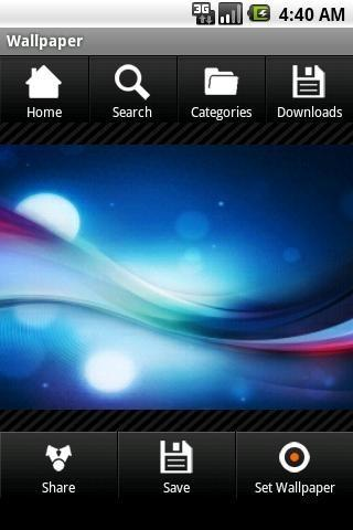 Coveroid Backgrounds- screenshot