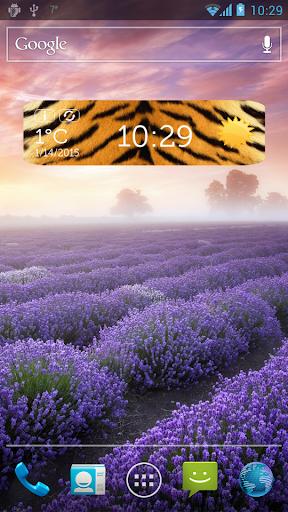 免費下載天氣APP|動物印花时钟和天气 app開箱文|APP開箱王