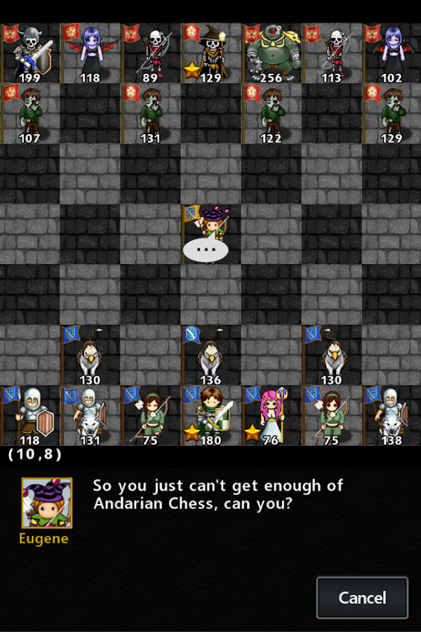 Kingturn RPG- screenshot