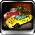 3D Rush Racing icon