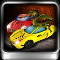 3D Rush Racing icon