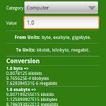 Auto unit converter 1.6 Apk