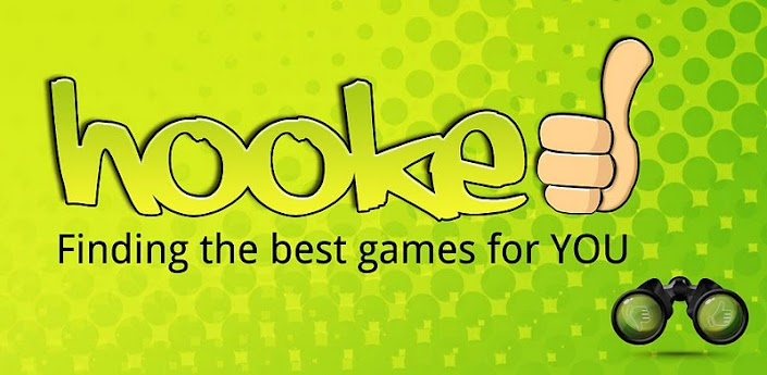 Hooked - Game recommendations!