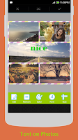 Screenshot of Insta Face with Collage