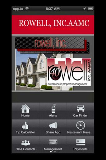 Rowell Inc.AAMC