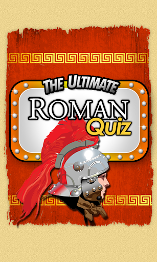 Ultimate Roman Quiz