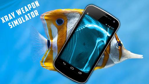 X射线鱼模拟器