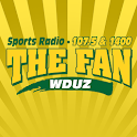THE FAN 107.5 icon