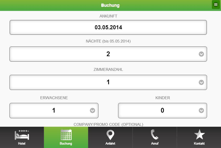 Holiday Inn Villach- screenshot