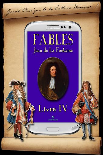 Livre IV Fables