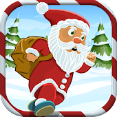 Santa Run: Free Christmas Game