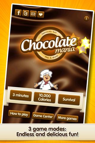 Chocolate Mania Free - screenshot