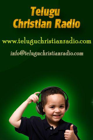Telugu Christian Radio - screenshot