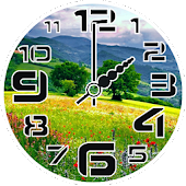 Spring Valley Clock