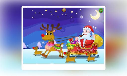 【免費休閒App】圣诞老人和驯鹿-APP點子