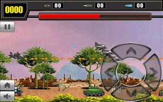 Screenshot of Mission Cobra Strike