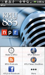 88.5 KPLU FM (Seattle/Tacoma) - screenshot thumbnail