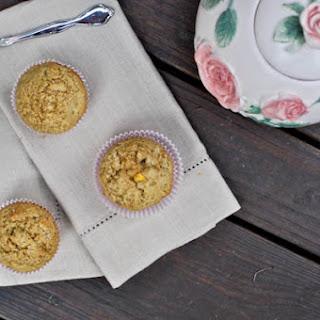 Mango Colada Muffins.