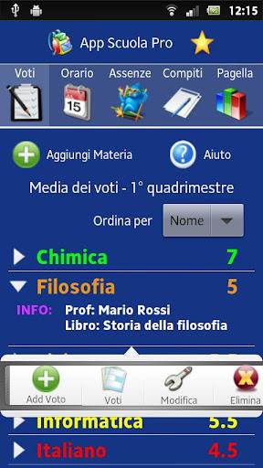 App Scuola Pro