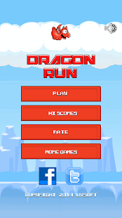 Dragon Run! FREE - screenshot thumbnail