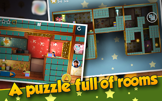 Lost Twins - A Surreal Puzzler APK screenshot thumbnail 5