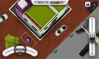 Screenshot of Car Park Challenge