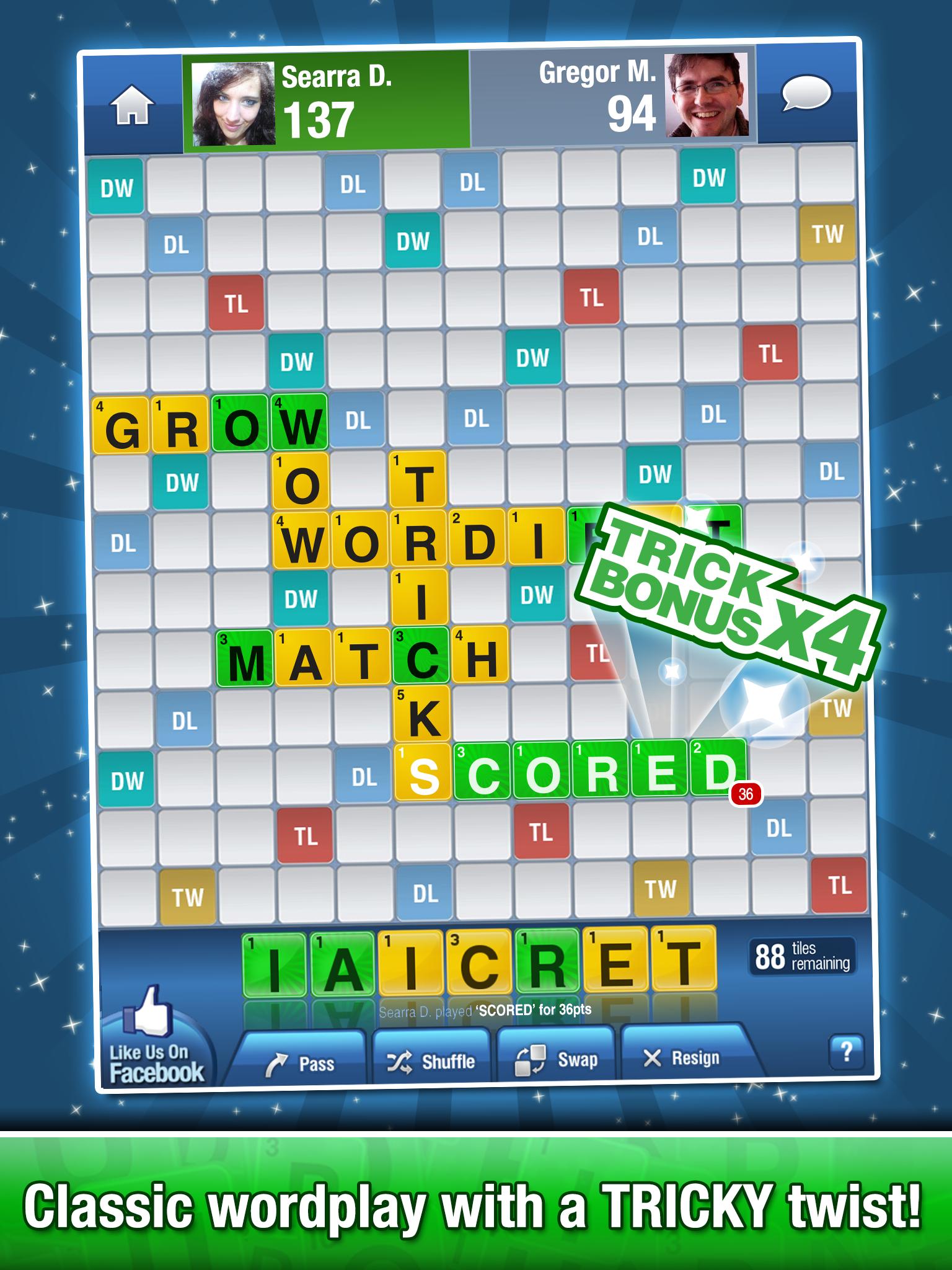 Word Trick screenshot #6