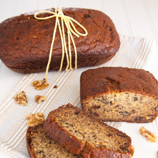 Vadim's Perfected Banana Bread