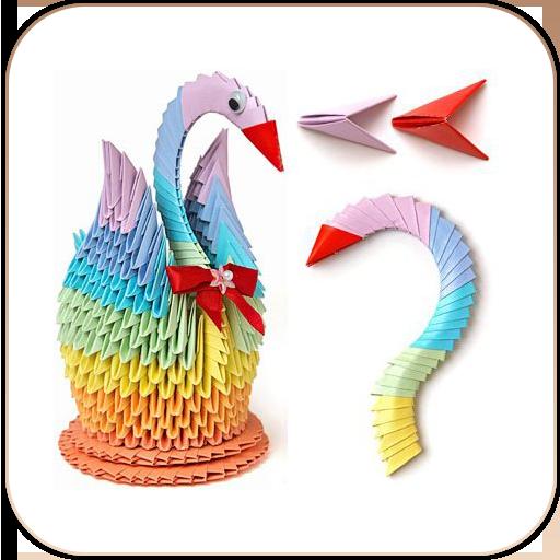 Origami diagrams LOGO-APP點子